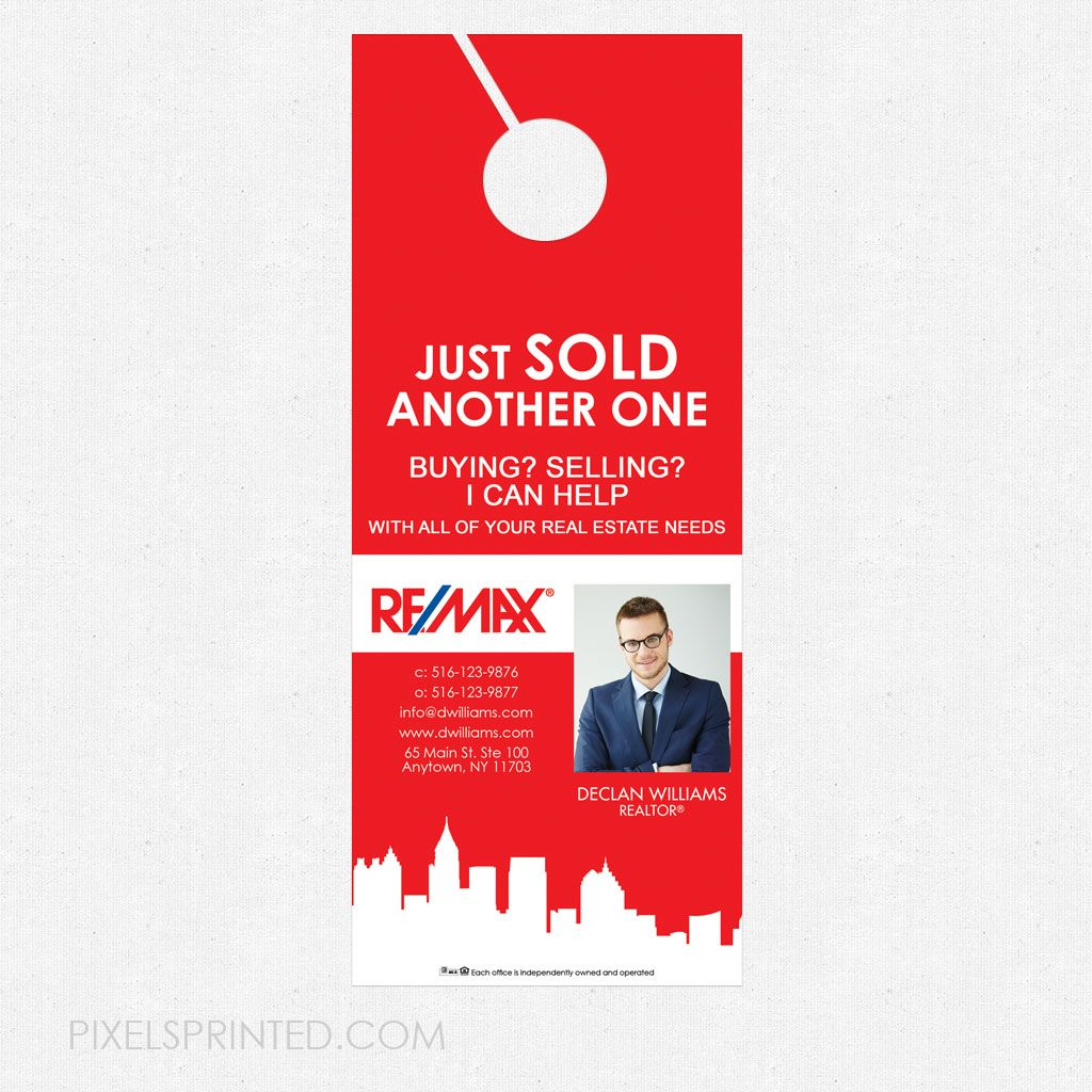 Lovely Door Hangers, Realtor Door Hangers, Real Estate Door Hangers, Realty Door  Hangers,