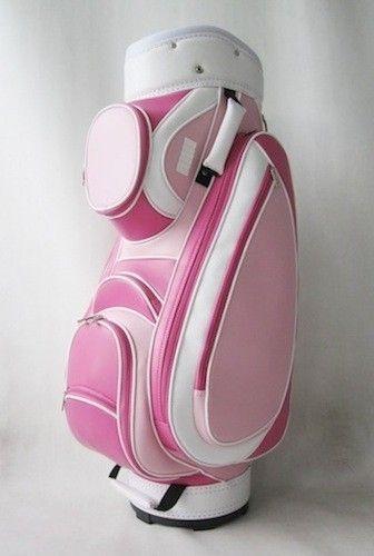 Pink Golf Bag Ginya Pinterest Bags And