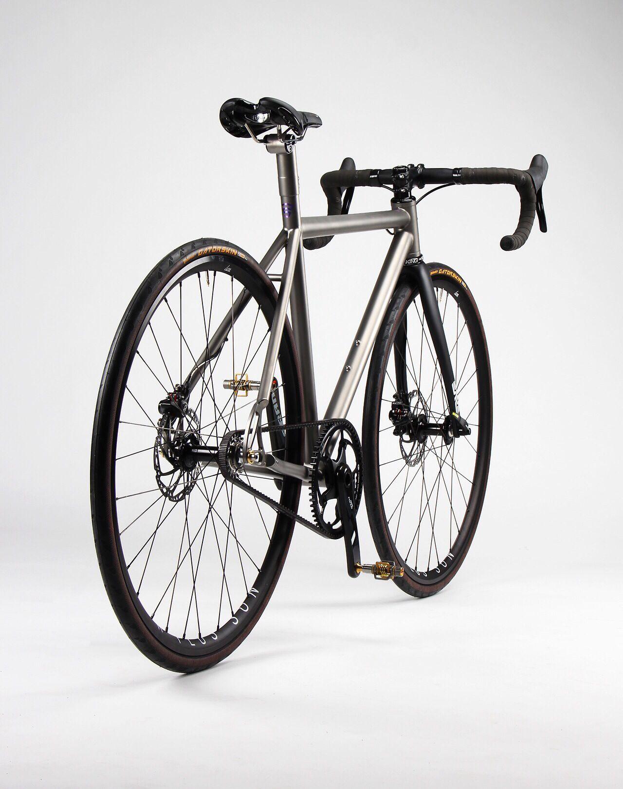 F I R E F L Y With Images Titanium Road Bike Bicycle Design