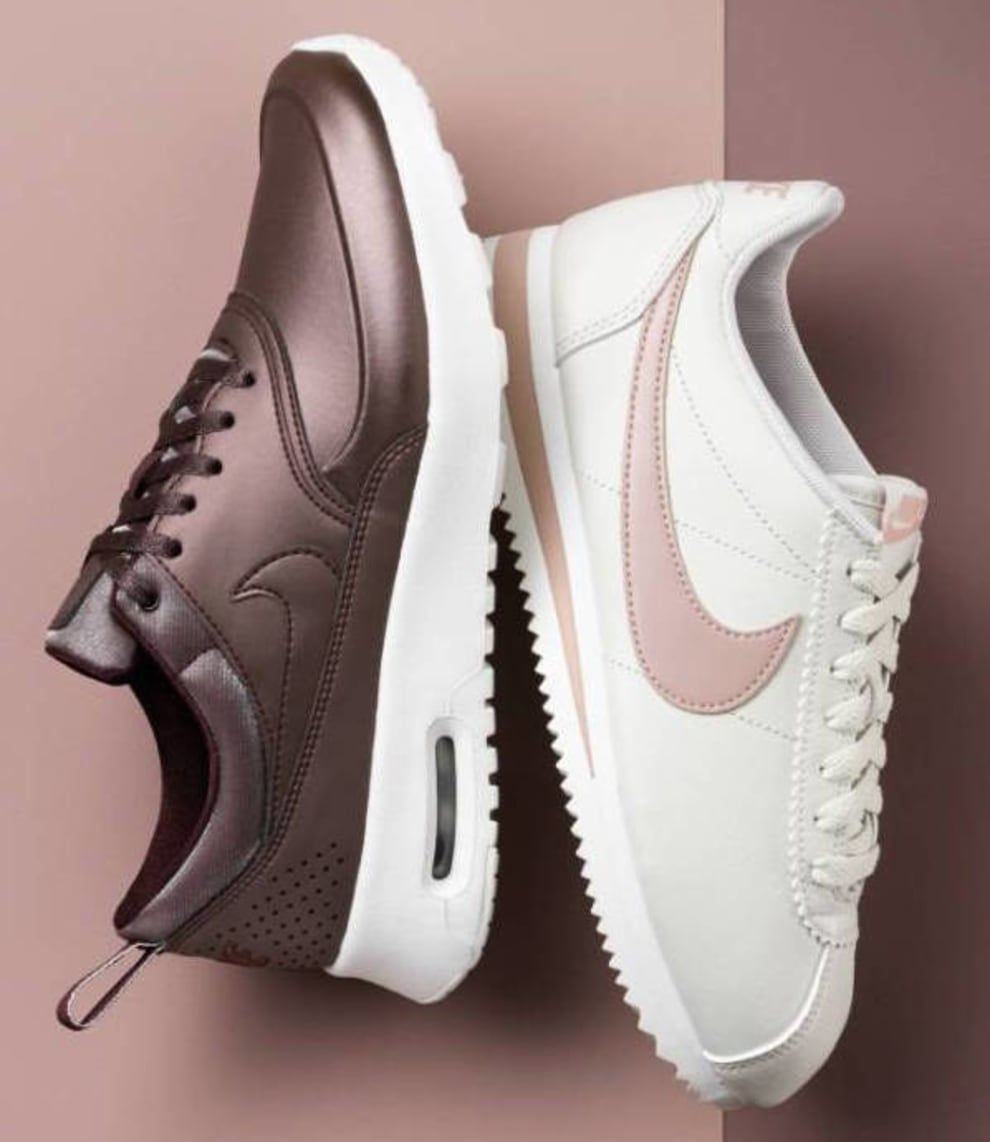 dda3198abced 33 Ridiculously Pretty Sneakers For Anyone Who s Sick Of High Heels ...