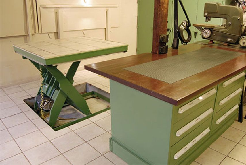 Extreme Man Cave Ideas : Most extreme garages ultimate garage diy and
