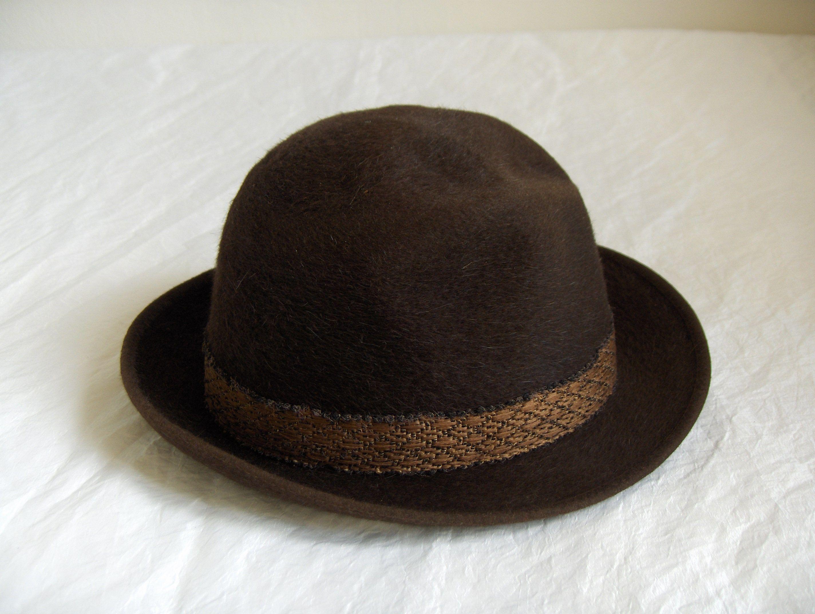 sconto bellissimo aspetto negozio online Cappello vintage originale Borsalino Grand Prix - Paris 1900 ...