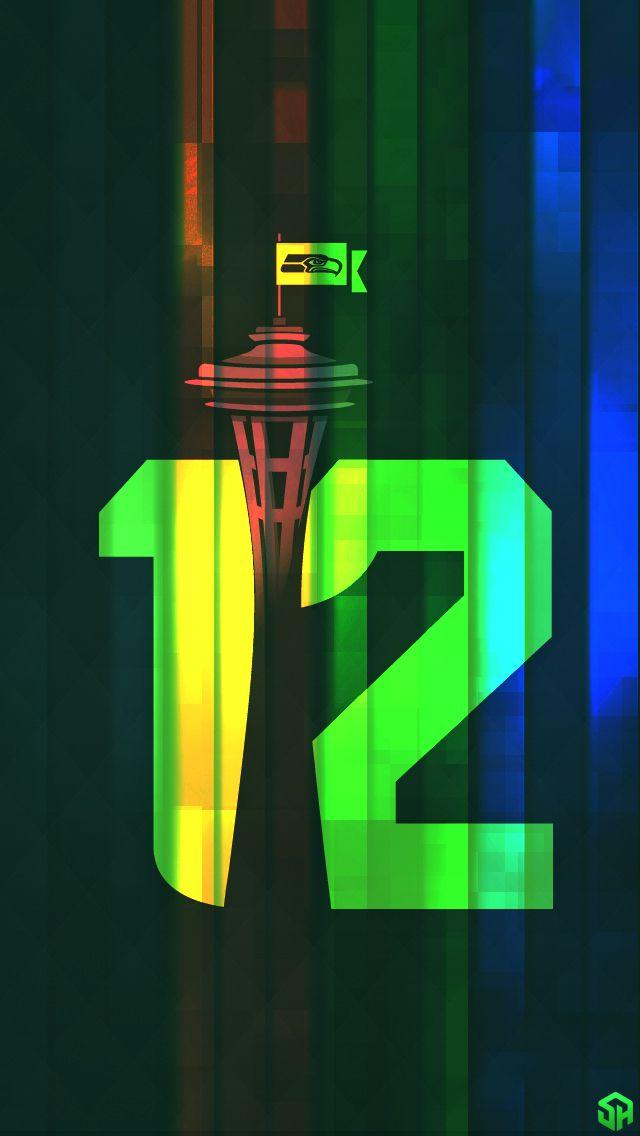 Seattle Seahawks 12th Man Wallpaper by Stealthy4u on DeviantArt