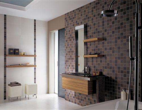 Minimalista y genial que s minimalistas ba o moderno for Diseno de interiores de banos modernos