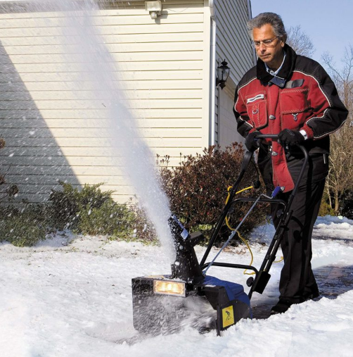 Best Electric Snow Blowers and Shovels Reviews by BSBR