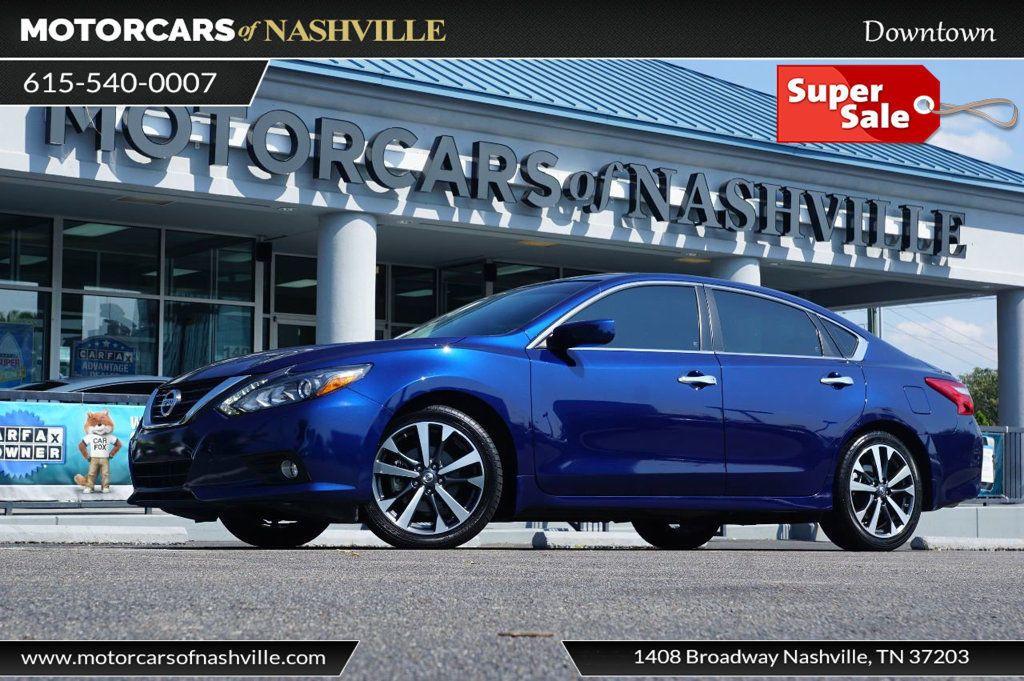 2016 Nissan Altima 4dr Sedan V6 3.5 SR eBay Nissan