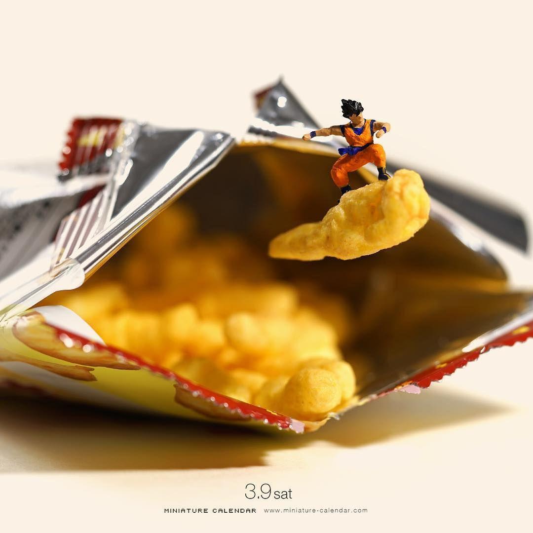 Miniature Art By Tatsuya Tanaka | Fotografía en miniatura ...
