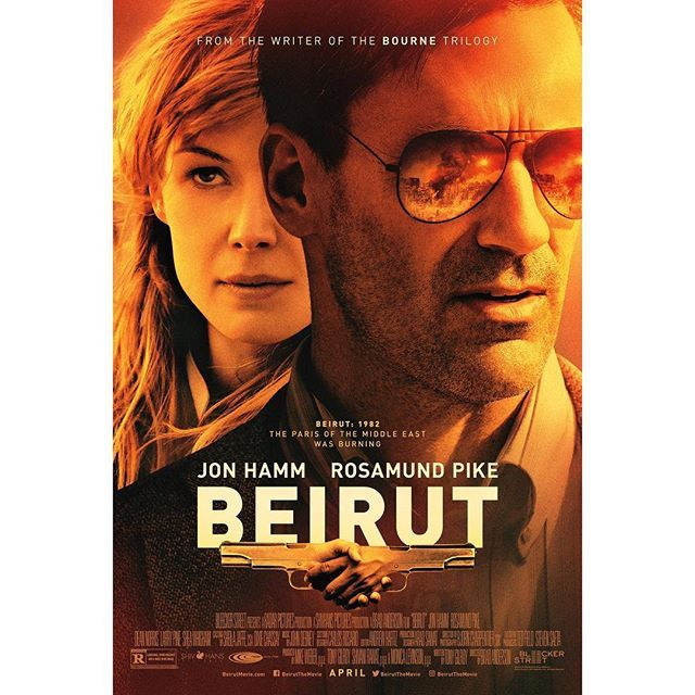 Watch Beirut Full-Movie Streaming