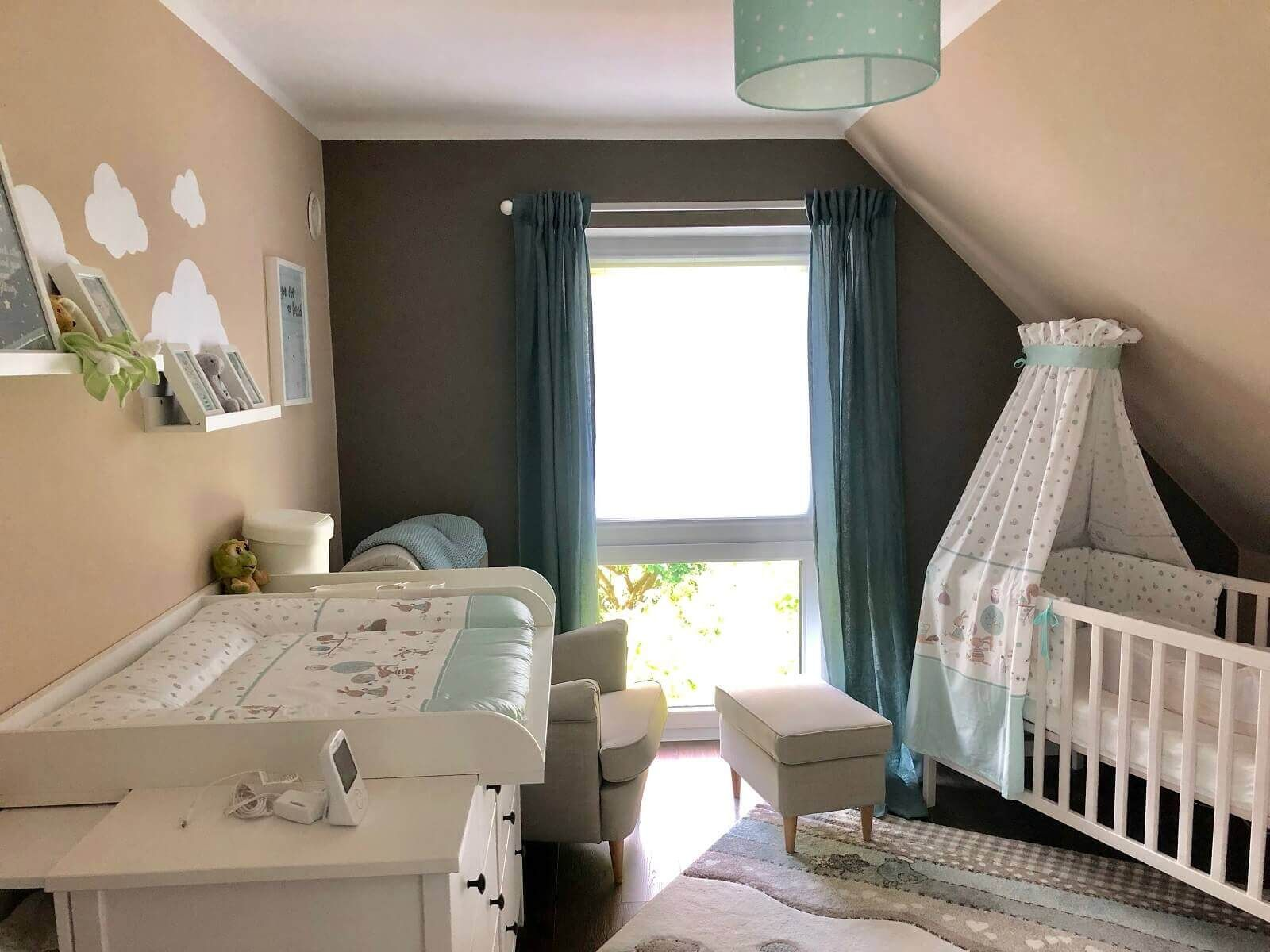 Photo of Baby room – The realm of our little worm is finally finished
