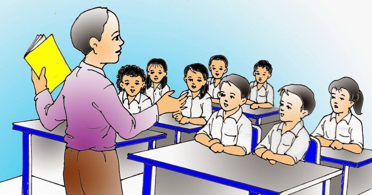 Temukan Gambar Siswa Belajar Anak Anak Tersebut Merupakan Siswa Sekolah Dasar Yang Terletak Di D In 2020 Mountain Pictures Printable Coloring Pages School Decorations