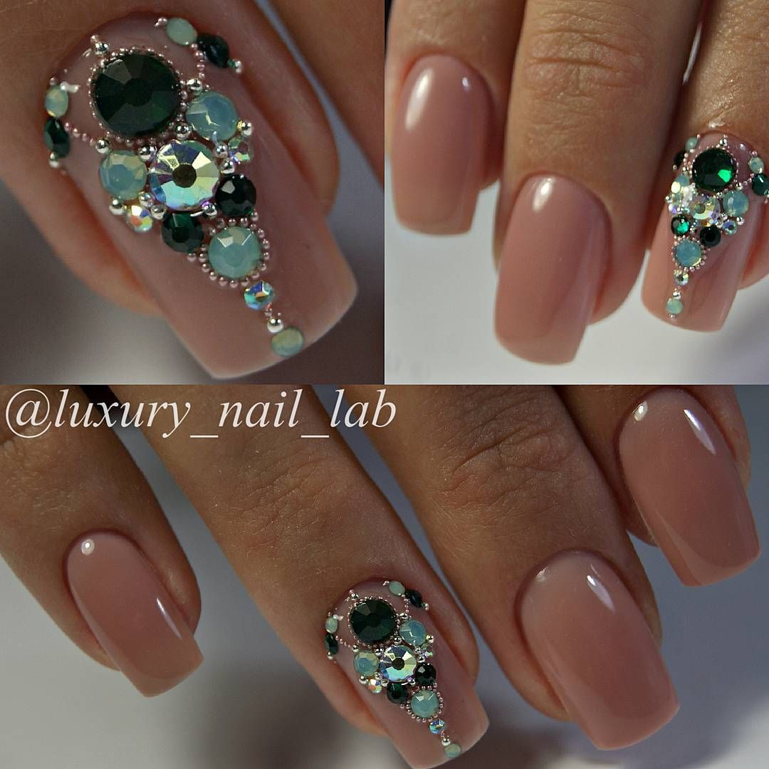 Katerinamih ногти manicure маникюр girls