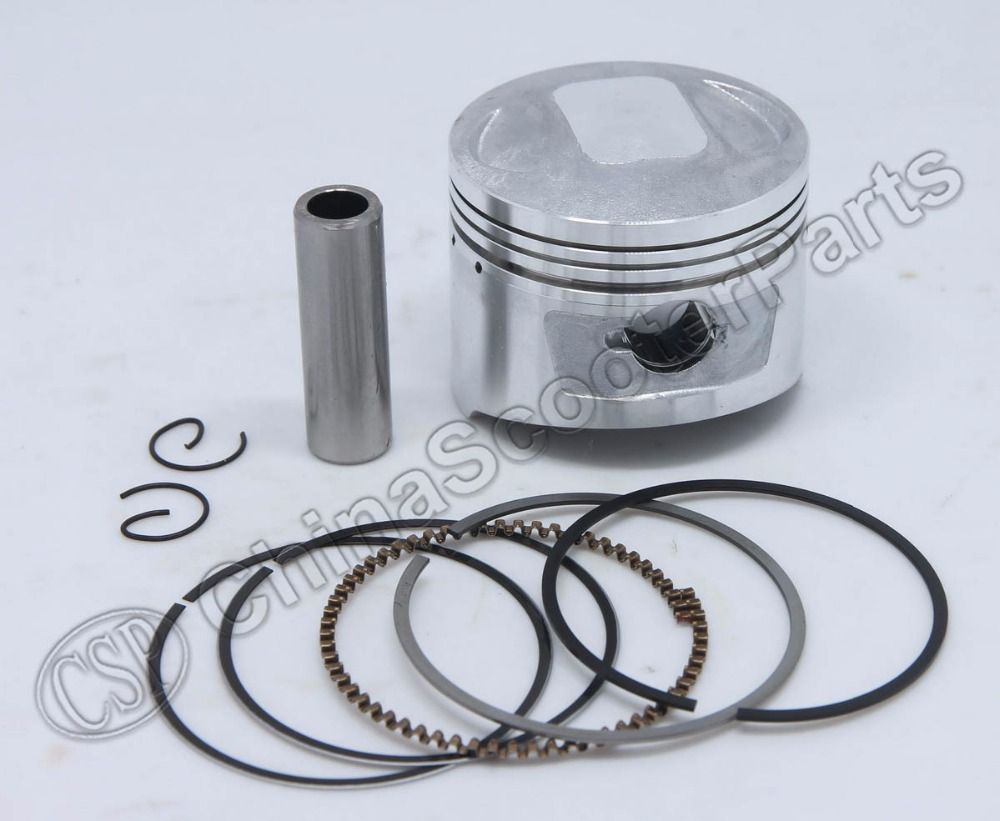 63mm 15mm 200cc Piston Ring Kit For Honda Loncin Cb200 Motorcycle