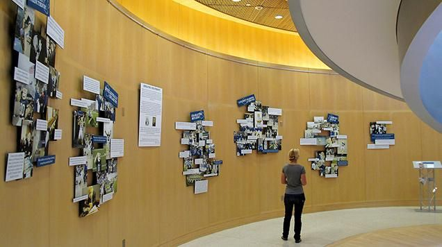 Gallery Artwork Display and Hanging Systems | Contempo System ...