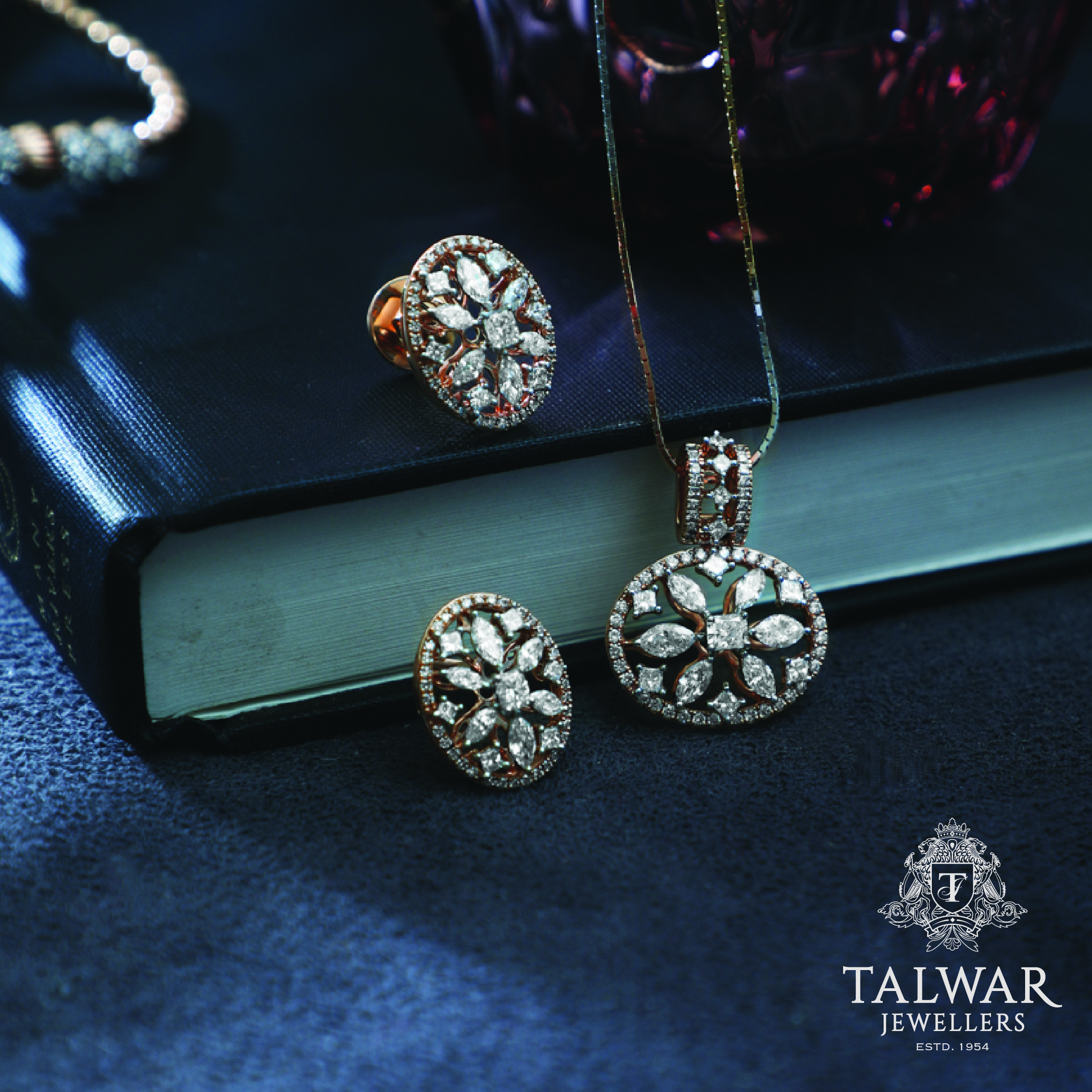 Founded in talwar jewellers is one of the oldest and most