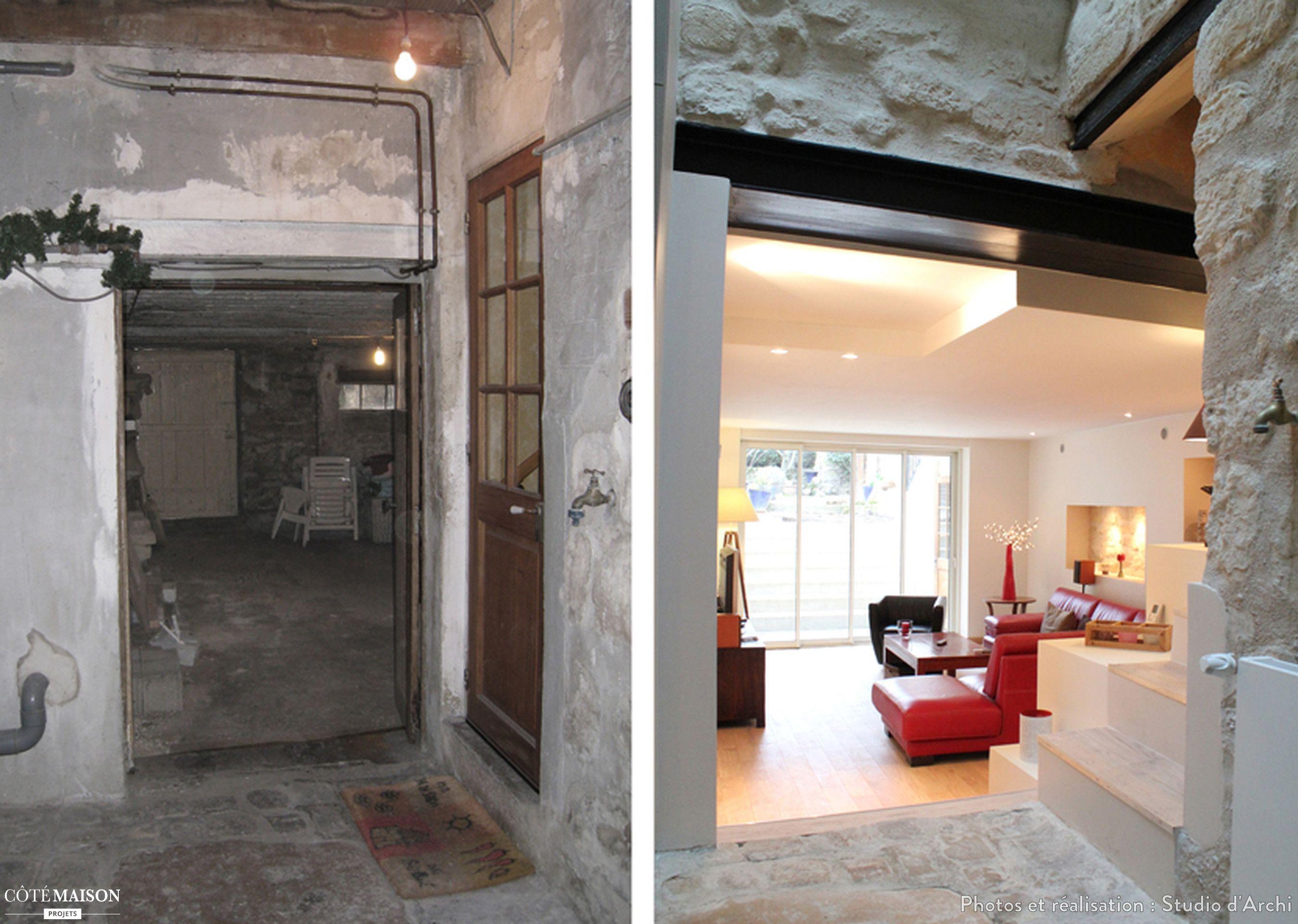 Fenetre De Sous Sol Enterre aménagement du sous-sol d'une maison, studio d&#039