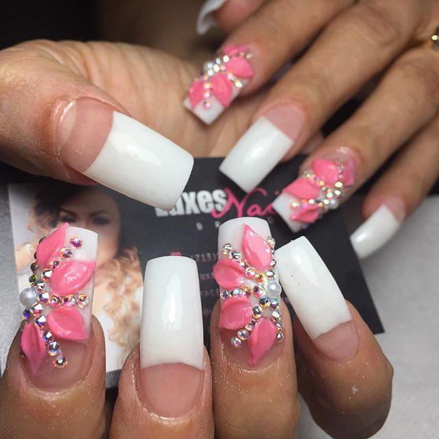✴✴〰Estilo sinaloa〰✴✴ | nail | Pinterest | Estilo, Arte de uñas ...