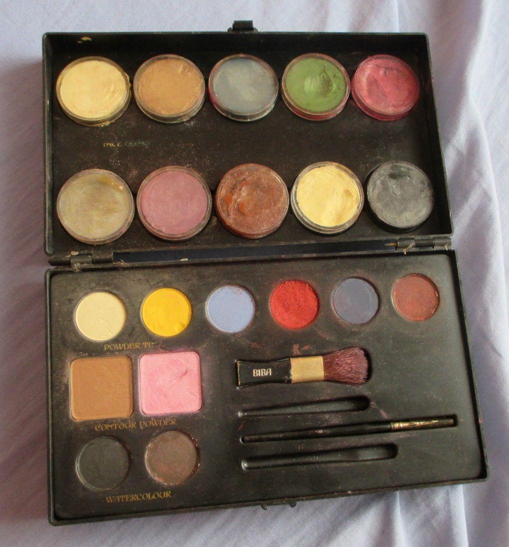 Biba Cosmetics Paint Box Vintage Cosmetics Vintage Makeup