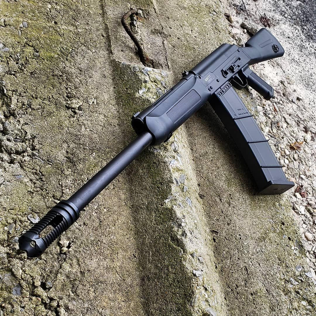 Lynx 12 AK Shotgun-SDS Imports 🔥🔥🔥 Phantom brake and 12