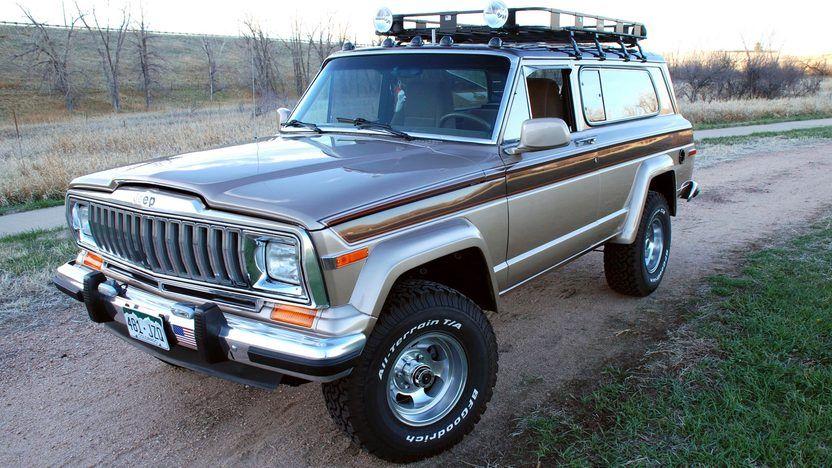 1982 Jeep Cherokee Laredo 1 Jeep Cherokee Jeep Cherokee