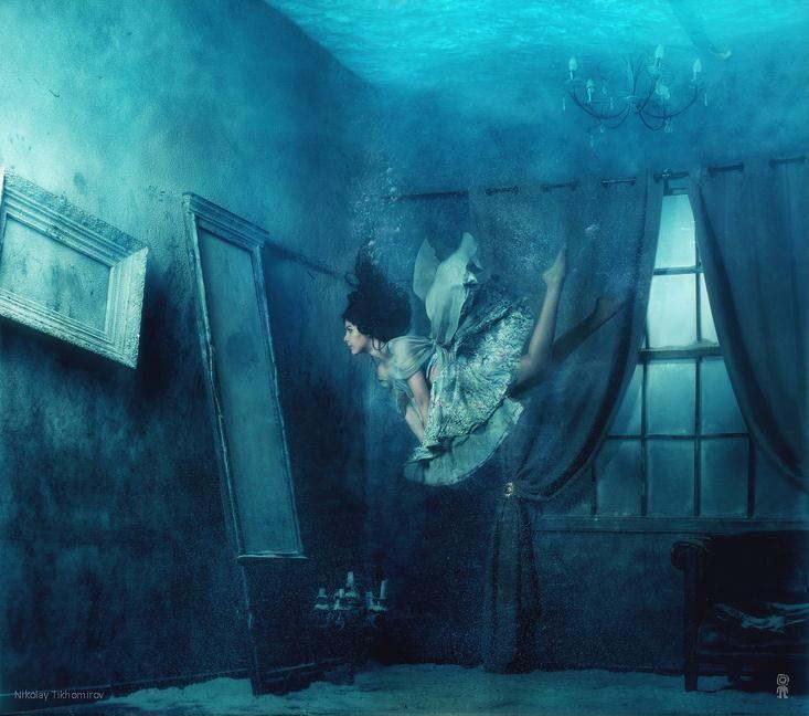 Beautiful Zero Gravity Photography Project by Nikolay Tikhomirov