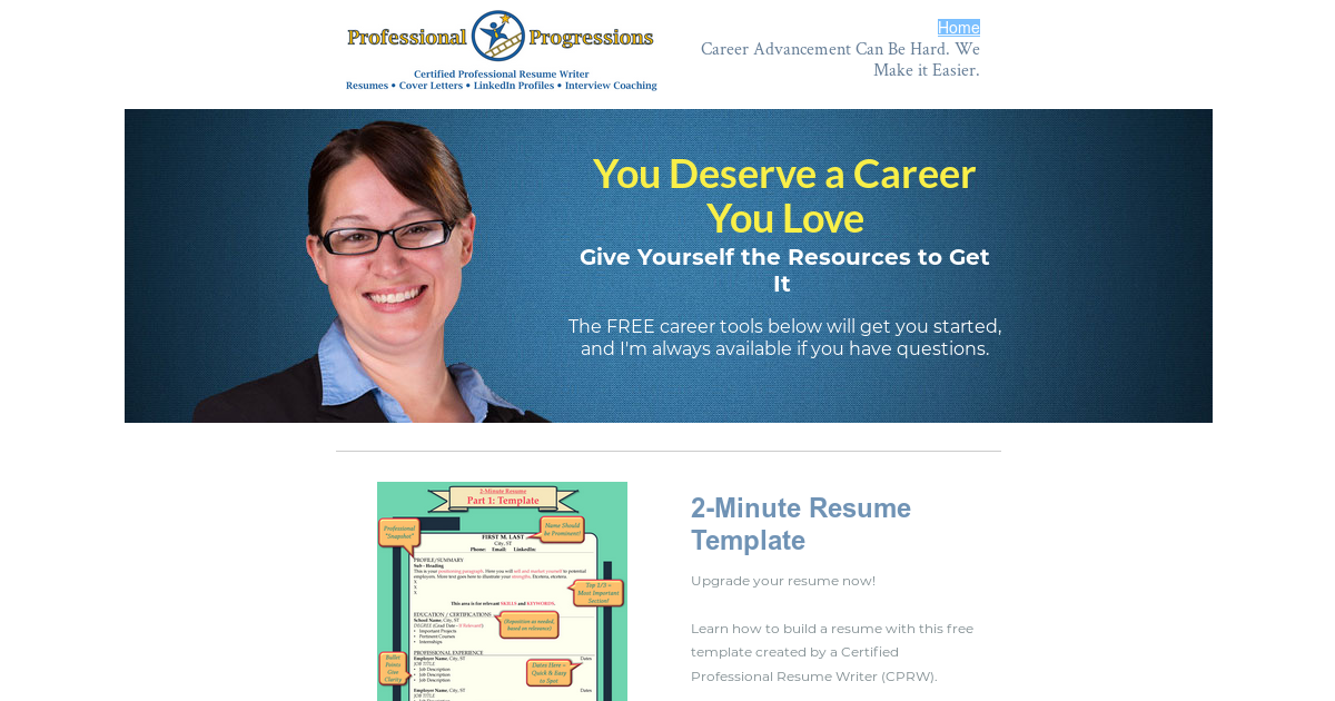Free Resume Template Cover Letter Template Job Search Ebook