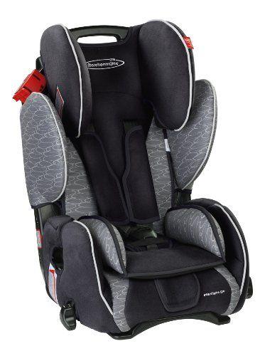 Storchenmhle 96101B11121  Funda para silla de coche Starlight SP color negro y gris  Puericultura  Sillas de coche para tu beb  Sillas de