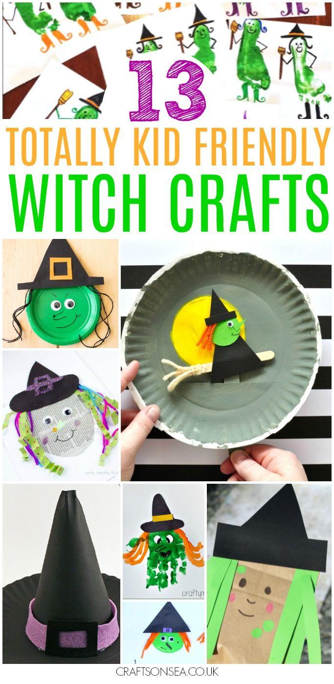 37+ Halloween witch craft ideas ideas