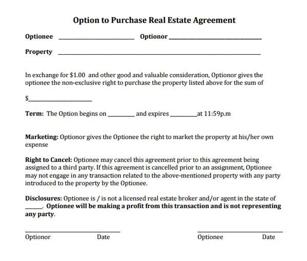 Pin by Valerie Howard on Tom Krol contracts Pinterest - sample real estate purchase agreement template