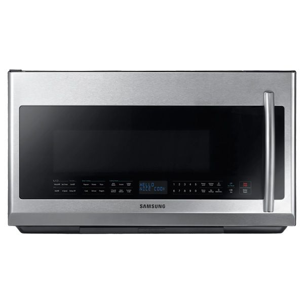 Glass Touch Control Panel Microwave ME21F707MJT | Samsung Home Appliances