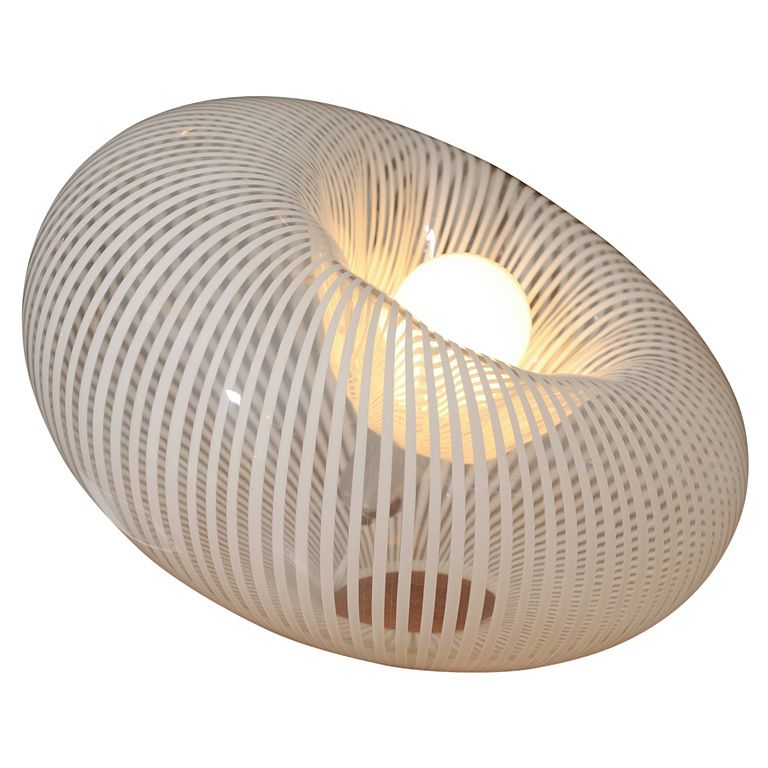 Table Lamp By La Murrina, Design Attributed To Lino Tagliapietra - designer leuchten la murrina