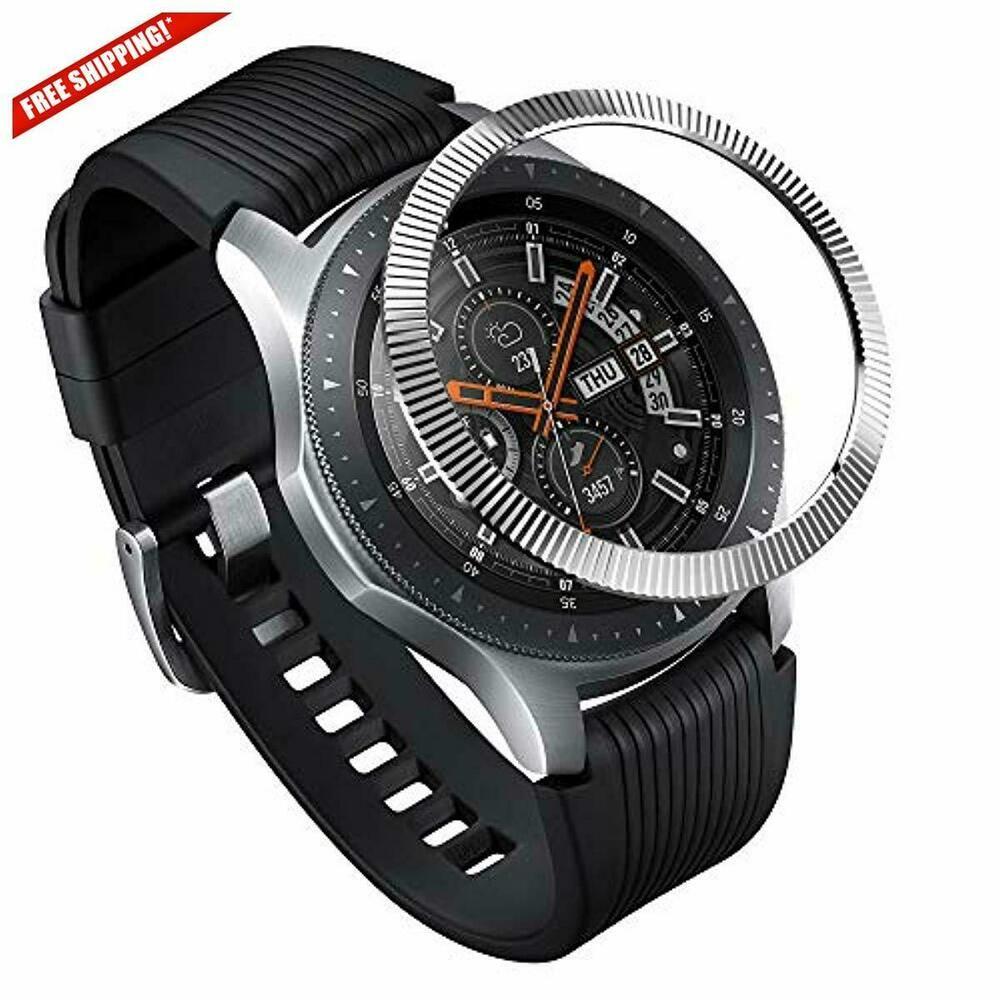 Ringke Bezel Styling For Galaxy Watch 46mm Galaxy Gear S3 Frontier Classic B Ringke Fitness Smart Watch Smart Watch Gear S3 Frontier
