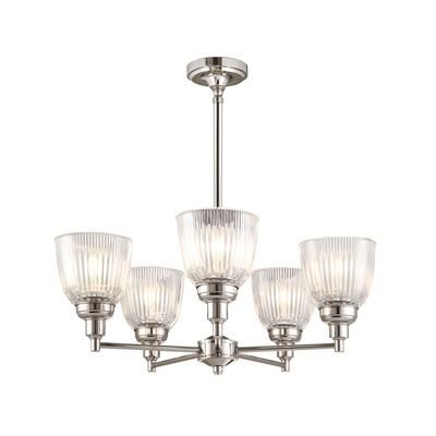 149 online home depot kitchen pinterest glass lights kitchen this ribbed glass breakfast chandelier is part of a new family of fixtures from the martha stewart collection this family of lighting combines retro aloadofball Gallery