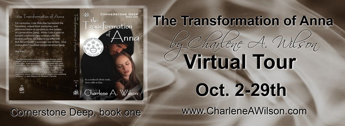 About a Book: The Transformation of Anna