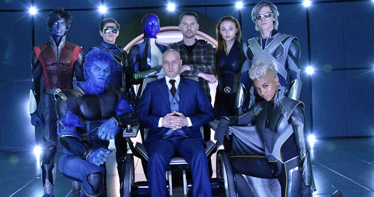 X Men Apocalypse Post Credit Scene Introduces A New Character X Men X Men Apocalypse Comic Book Costumes