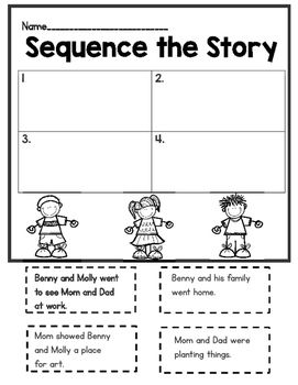 Pin On Reading Street Unit 3 Sequencing events worksheet grade 2