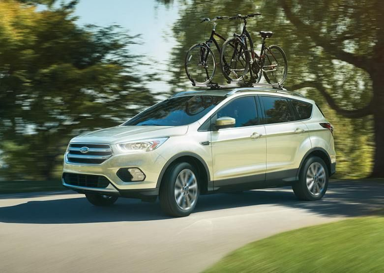 The primary pictures of the covered 2017 Ford Escape have
