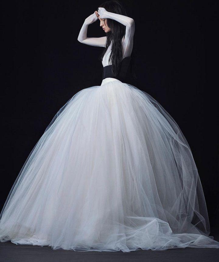 Vera Wang Fall 2016 Wedding Dresses { Oversized Bows