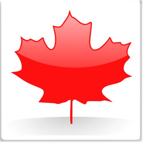 Canada by John LeMasney via http://365sketches.org