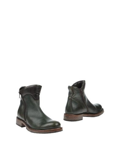 lace-up ankle boots - Green Moma Eyawiq