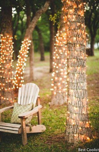 Lighting by Best Coolist #lighting #outdoor #garden
