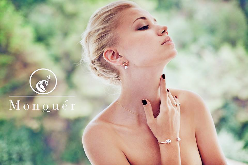 New to Fresh Fashion Design :Monquer Jewelry http://www.freshfashiondesign.com/monqur/ #FreshFashionDesign #NewArrivals #jewelry