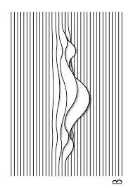 Diseno Con Pura Linea Recta Y Curva De Composiciones Abstractas Google Search Abstract Artwork Illustration Design Art