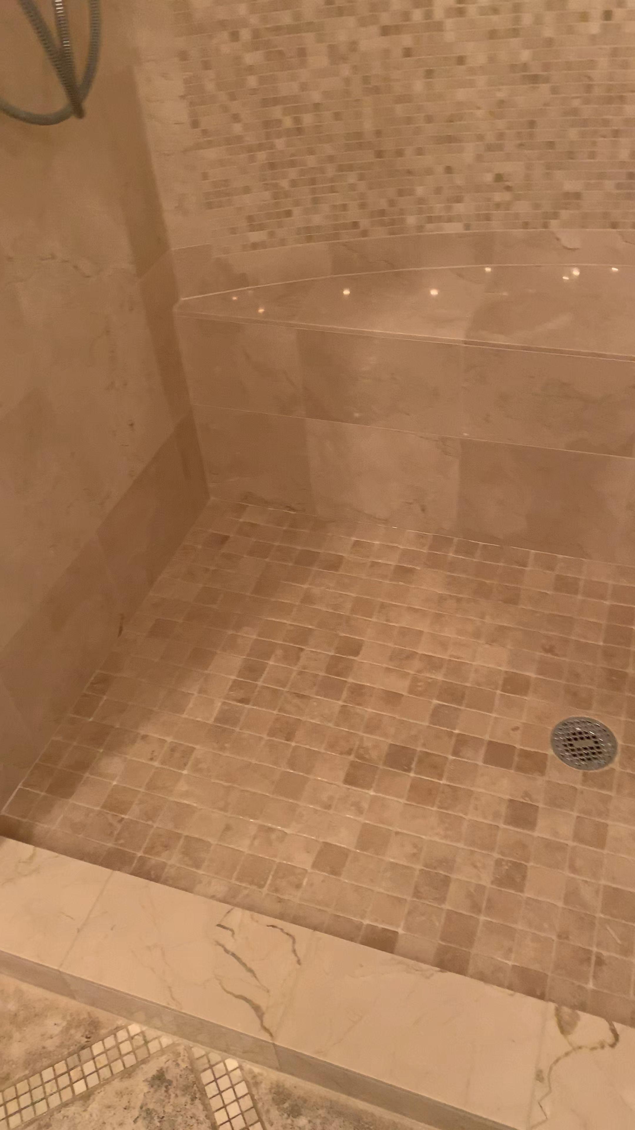 Showerpan Showerfloor Forbathroomtile Walk In Shower Shower Tile Bathroom Shower Tile