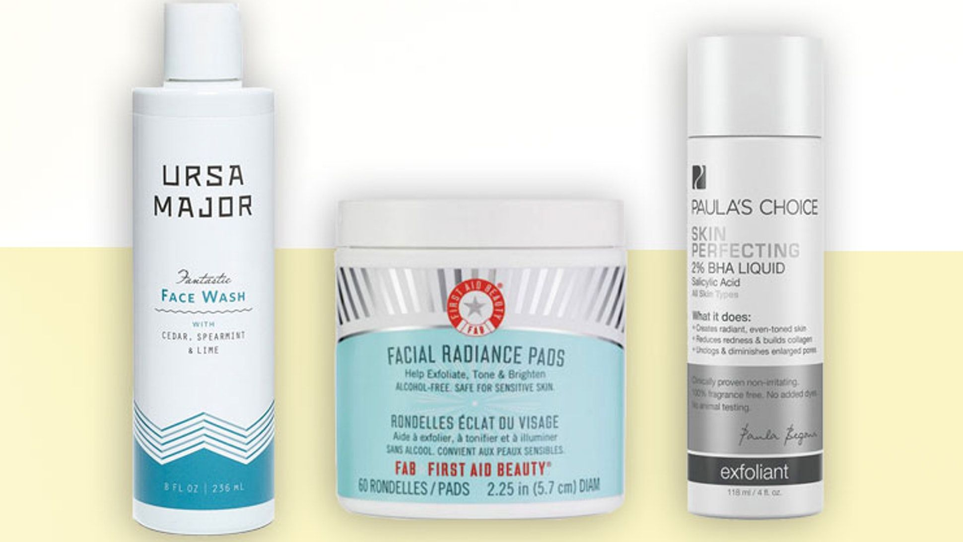 5 Versatile Exfoliators That Are Safe To Use On Dry Skin With
