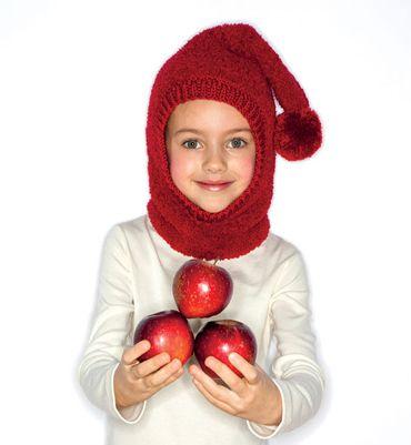 Modèle bonnet cagoule lutin Enfant   Bonnets pour bébé en tricot ... 336cb28d522