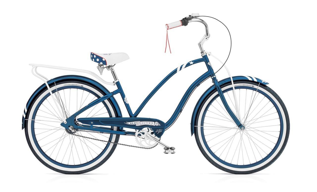 a4c48a00b72 Electra Navy 3i. Also known as Electra Sailor Girl. I want this bike! If  anyone has one, I will buy it! I've been looking for it for 3 years. Love  it!