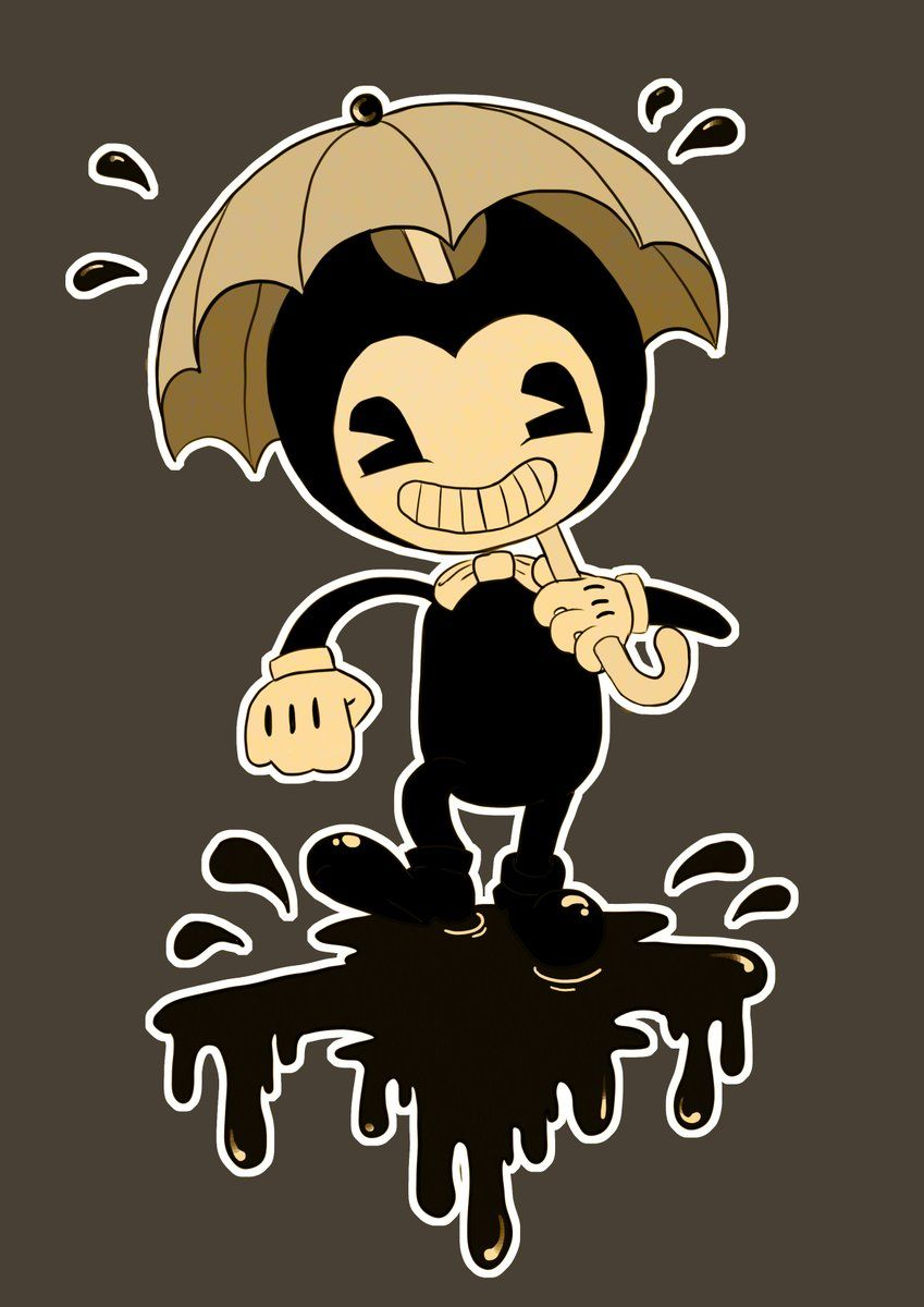 Poppy May (@MayIllustration) | Twitter | Bendy and the ink ...