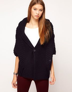 Enlarge G-Star Chunky Shrug Cardigan