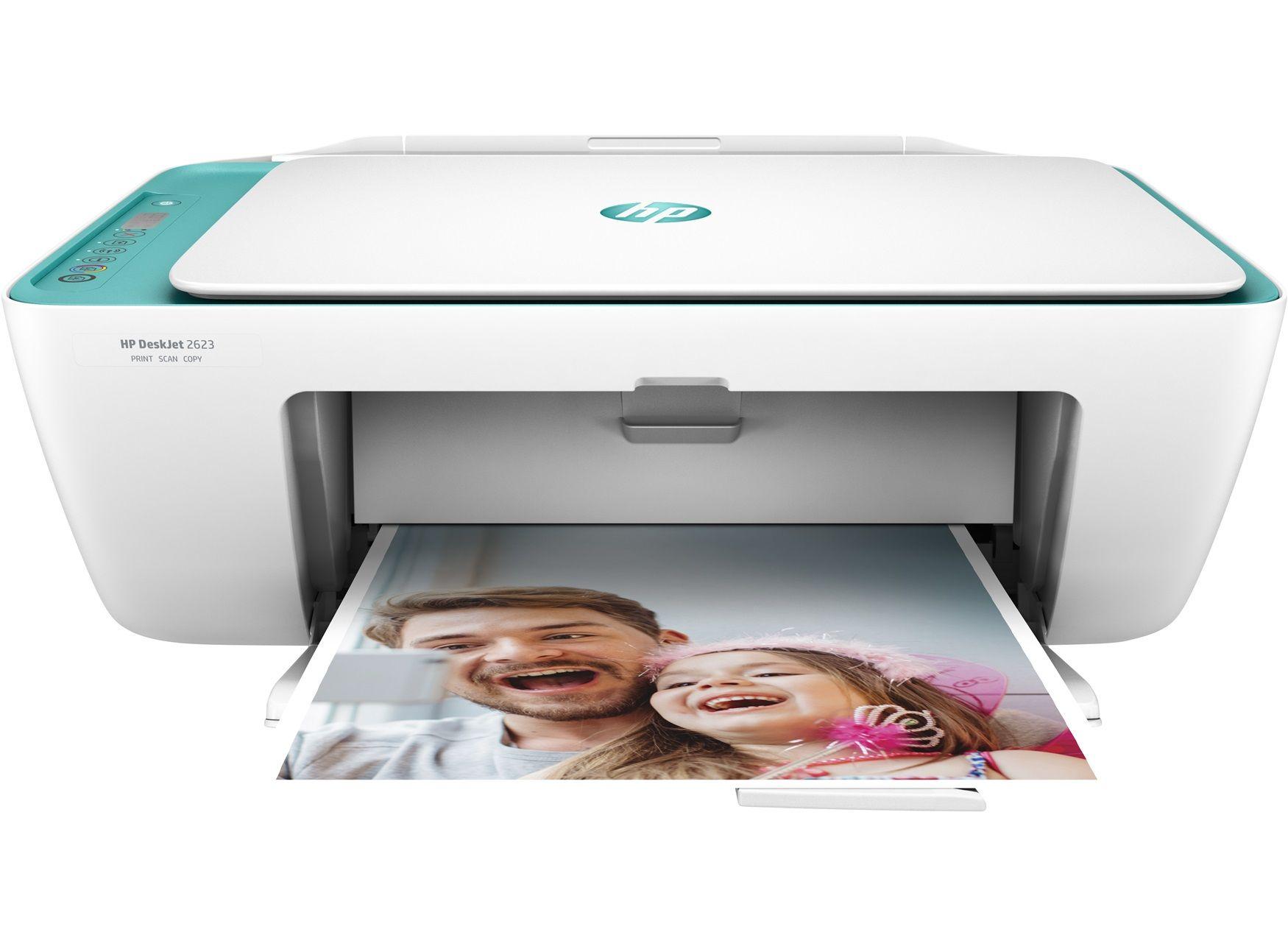 123 HP DeskJet 2623 Printer Setup | Wireless printer, Hp ...