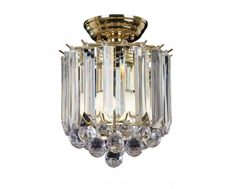 Endon Bathroom Ceiling Lights endon fargo-bp fargo 2xe14 flush ceiling light | flush and semi